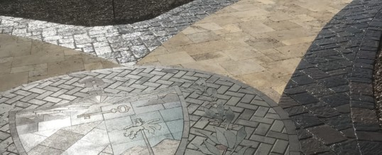 Tile and Stone Patio/Walkway in Point Pleasant